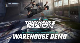 Fly like the Birdman himself and get ready to skate the iconic Warehouse from Tony Hawk's Pro Skater 1 and 2.Pre-Order digitally and get access to the Warehouse Demo now.
