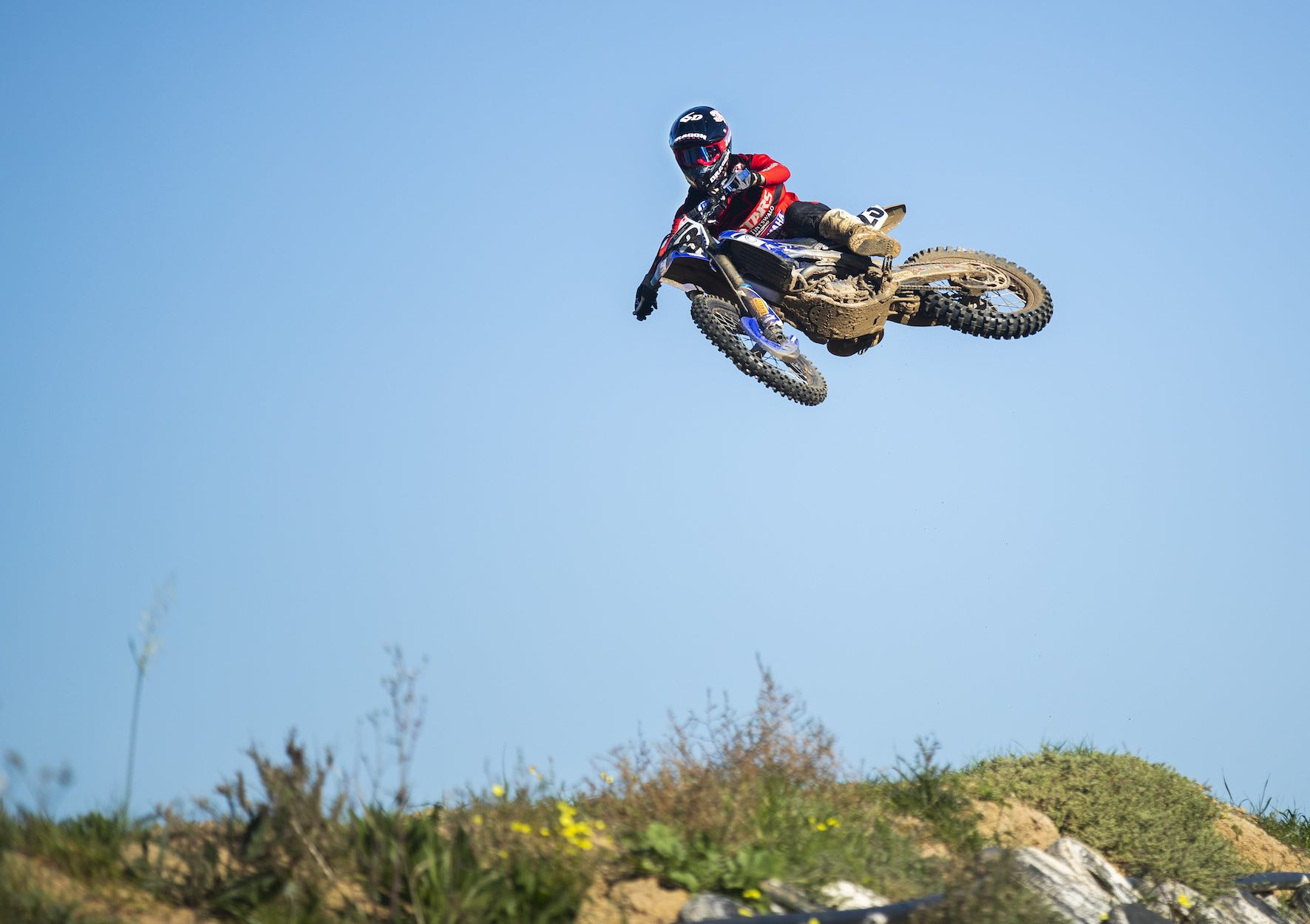 Interview with motocross racer Anthony Raynard