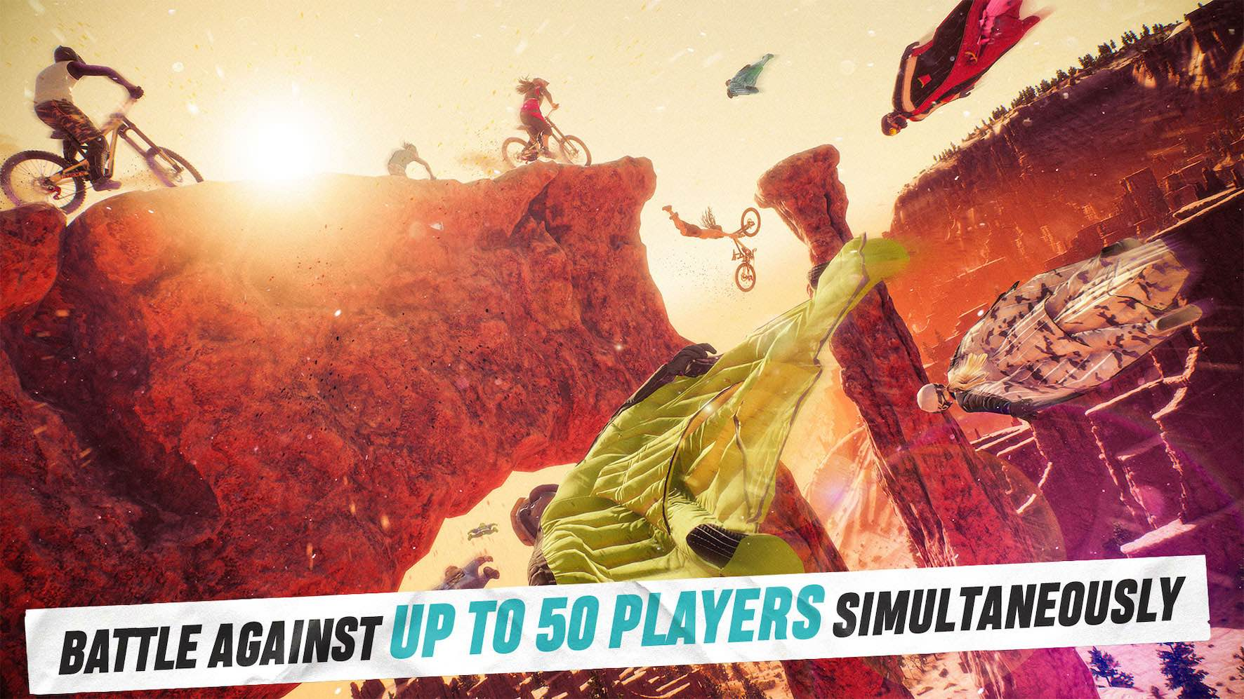 First look at the Riders Republic Action Sports Game