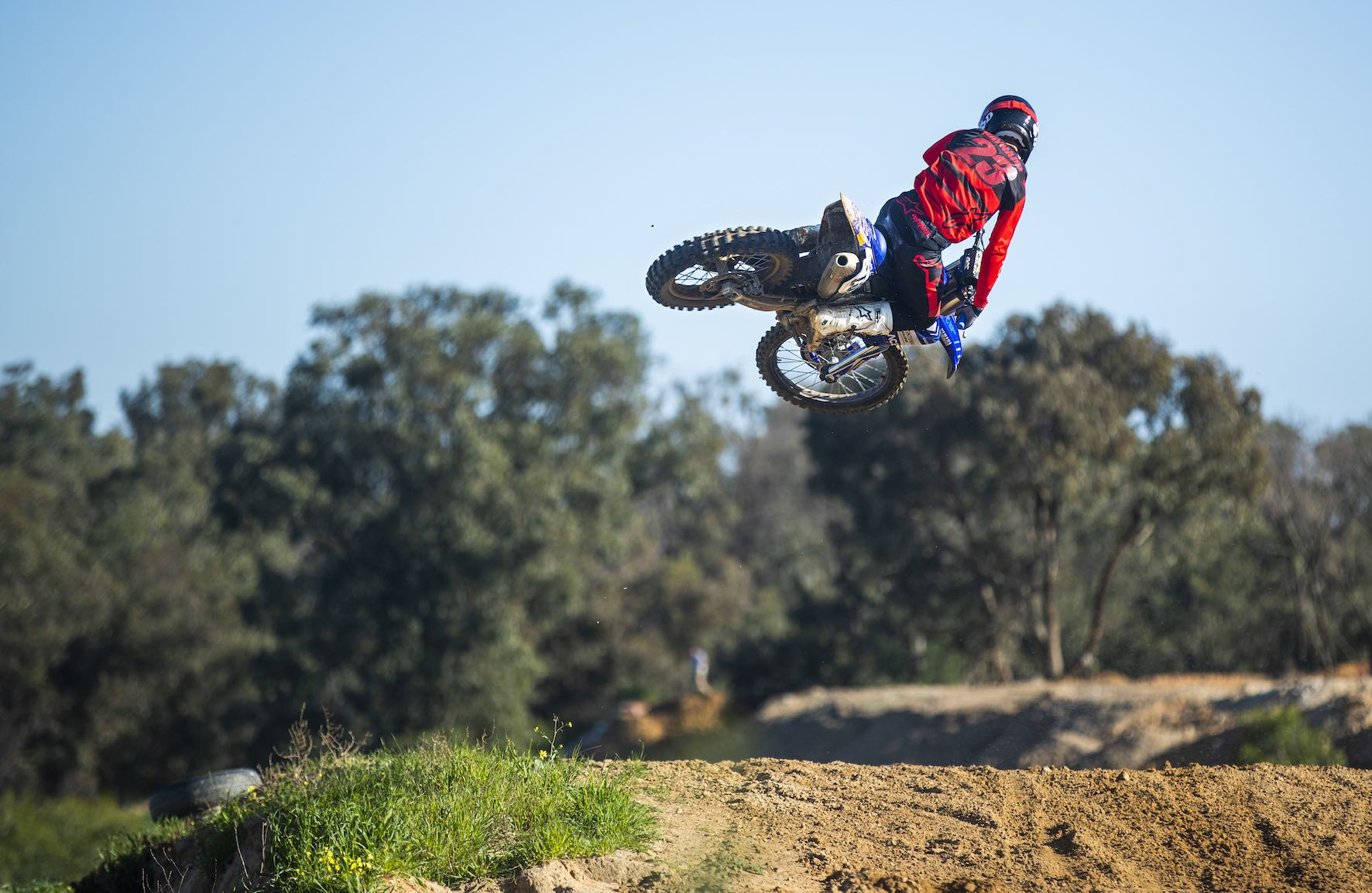 Video feature with motocross racer Anthony Raynard