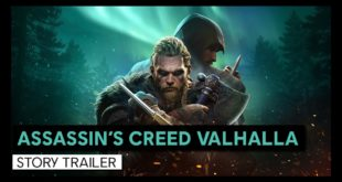 Watch the new Story Trailer for Assassin's Creed Valhalla offering players a new glimpse of Eivor.