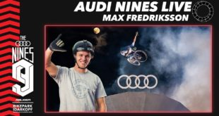 The 2020 Audi Nines Mountain Biking event is well underway in Germany, with a host of the world's top Freeride and Slopestyle riders competing. Watch the Live Session from the Big Air with Sam Pilgrim and Max Fredriksson as your hosts.