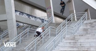 One of the gnarliest BMX video parts you'll ever see!Dennis Enarson set agoal to capture BMX riding that lives on throughout time, spending eight months hammering away at his goal. Vans BMX presents Right Here.
