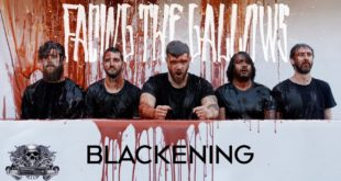 The latest Music Video offering from Facing The Gallows is here - Blackening. Enjoy some Oldschool Metalcore from one of South Africa's finest!