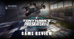 Drop back in with the most iconic skateboarding games ever made! Play Tony Hawk's Pro Skater 1 and 2 in one epic collection. Take a look at our Game Review here.