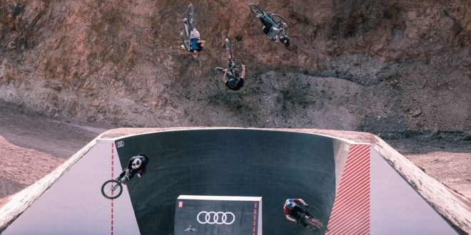 Audi Nines 2020 Best Freeride and Slopestyle Lines