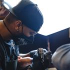 Working ur of Outcast Tattoos, meet Larnelle Pienaar