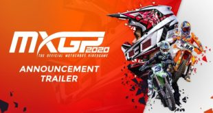 Your new MXGP experience is coming... More real than ever! Announcing MXGP 2020, the latest release of the official video game of the FIM Motocross World Championship. Watch the announcement trailer here.