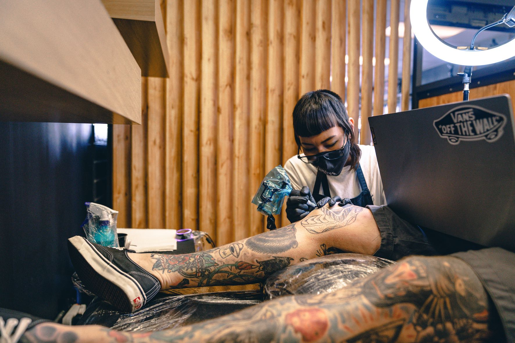 Interview with Tattoo Artist, Romi Ding