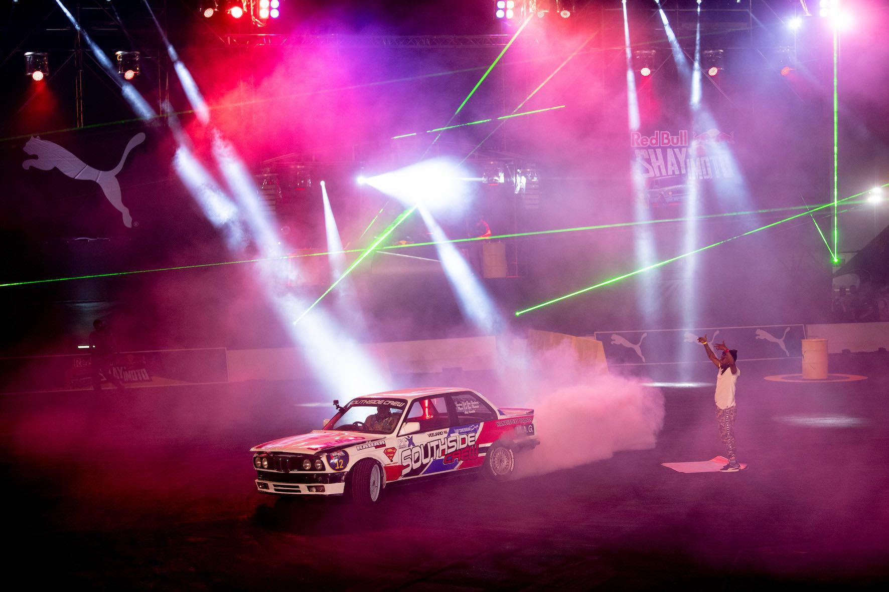 Red Bull Shay' iMoto Returns