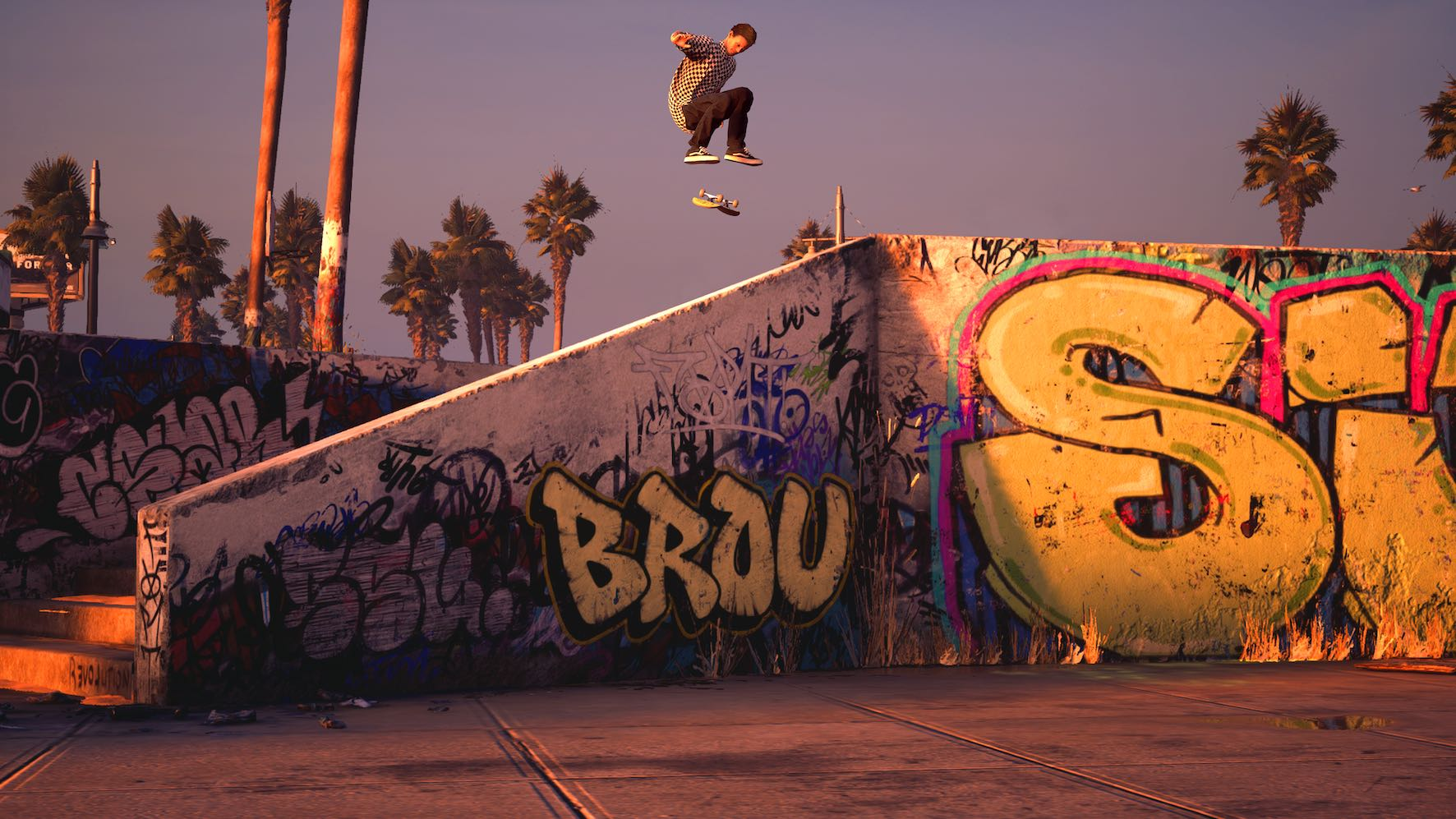 We review the remake of Tony Hawk's Pro Skate 1 and 2 games