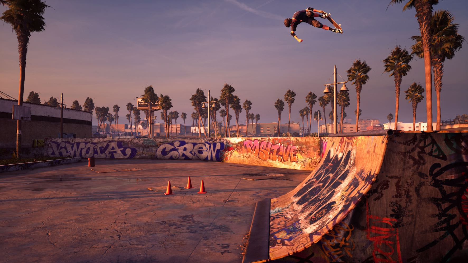 Gord Laws reviews the newly released Tony Hawk's Pro Skate 1 and 2