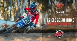 Hits Close To Home with Anthony Raynard motocross video feature