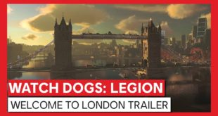 Discover the beautiful world of Watch Dogs: Legion. Explore a massive urban open world and visit London's famous boroughs.