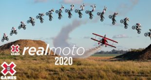 X Games Real Moto 2020 is on. Watch all six never-before seen video parts by riders; Josh Hill, Jackson Strong, Cody Webb, Vicki Golden, Colby Raha and Corey Creed.