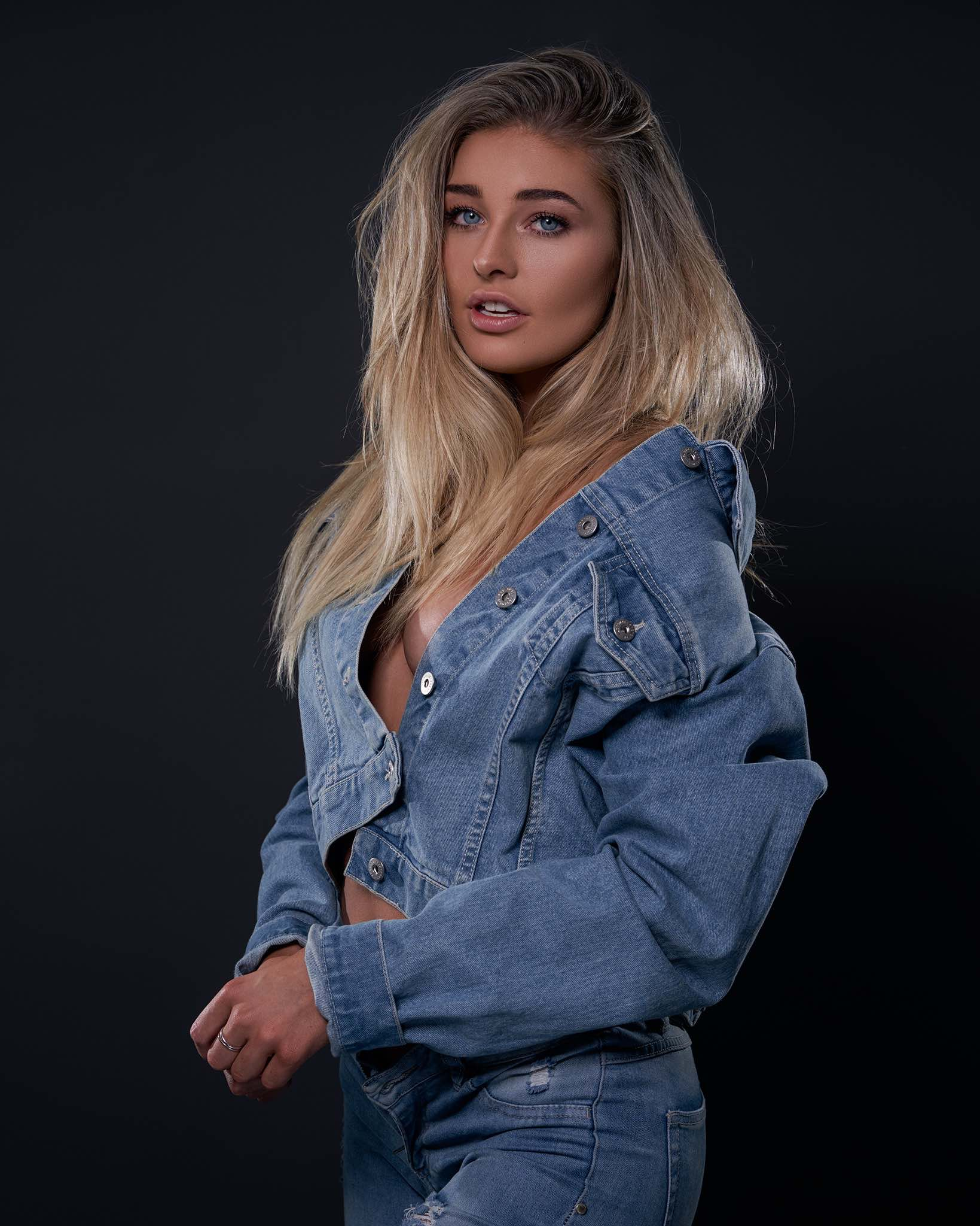 Our South African girls feature with Jocasta Durr