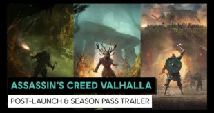 Discover the Assassin's Creed Valhalla post-launch plan, including a Season Pass with two major expansions.