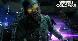 Nothing stays buried forever. Welcome... to Die Maschine - The Call of Duty: Black Ops Cold War Zombies Reveal Trailer is here.