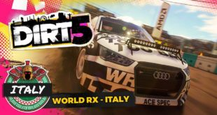 The latest DIRT 5 gameplay gives a first look at the Rallycross class, featuring official FIA World Rallycross cars!