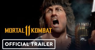 The new Mortal Kombat 11 Ultimate gameplay trailer debuts Rambo, featuring the voice and likeness of actor Sylvester Stallone.