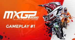 Announcing the first adrenaline-fueled gameplay video of MXGP 2020 - the official video game of the FIM Motocross World Championship, showcasing Antonio Cairoli racing the British hard-pack ground of Matterley Basin.