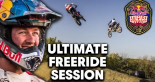 Tyler Bereman has longhad a dream for what the ultimate Freeride Motocross course could be. Takinginspiration from Action Sports like Slopestyle Snowboarding and Freeride Mountain Biking,that dream is now a reality! Enter Red Bull Imagination. Watch Part 2 Here.