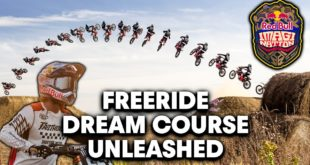 Tyler Bereman has longhad a dream for what the ultimate Freeride Motocross course could be. Takinginspiration from Action Sports like Slopestyle Snowboarding and Freeride Mountain Biking,that dream is now a reality! Enter Red Bull Imagination. Watch Part 3 Here.