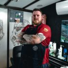 Introducing Brad Pretorius as our featured Tattoo Artist