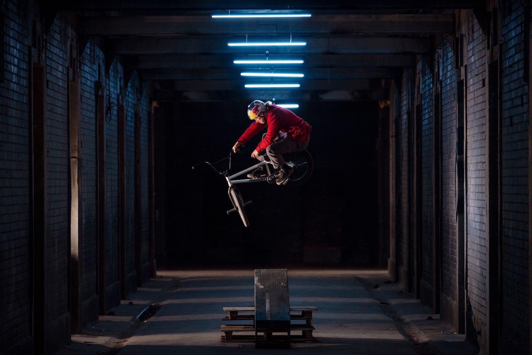 BMX Street riding with Murray Loubser