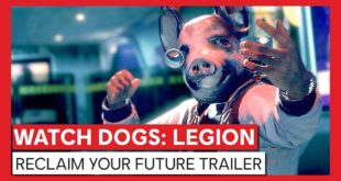 Watch Dogs: Legion is Out Now!The fate of London lies with you, and your ability to recruit a resistance and fight back.