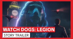 Watch the story trailer for Watch Dogs: Legion. Day Zero, an unknown entity, has framed the secret underground resistance, DedSec, for the bombings that contributed to the fall of London. In Watch Dogs: Legion, players must fight to liberate London by building a resistance.
