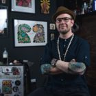 Introducing Daniel Feinberg as our featured Tattoo Artist
