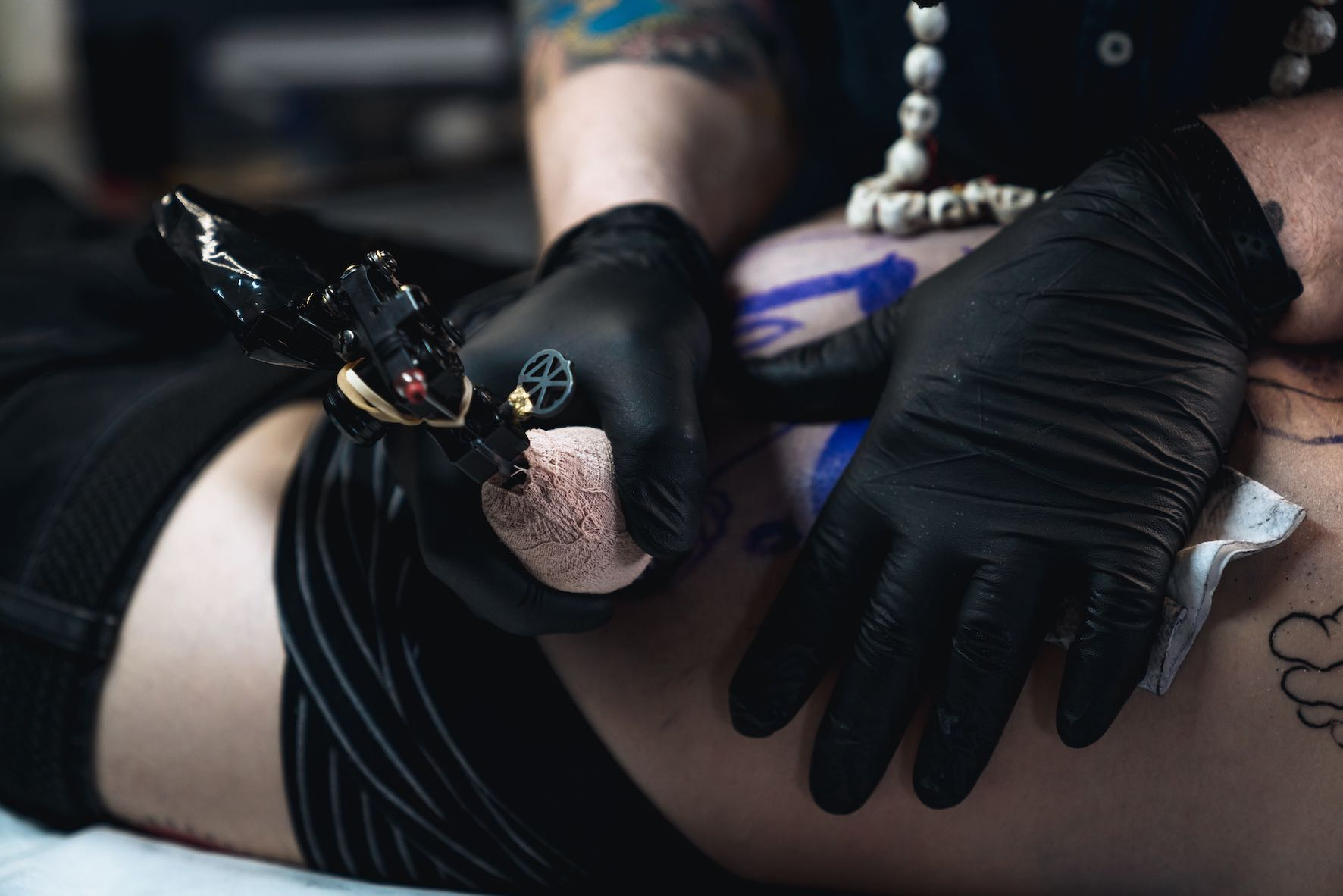 Introducing Daniel Feinberg of Heart and Hand Tattoos