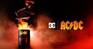 Rock legends AC/DC have partnered with DC Shoes for an explosive collaboration that tributes two of the band's most recognised album