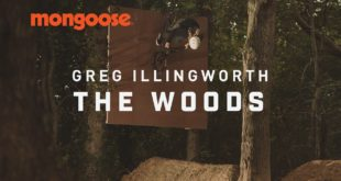The Woods have been Greg Illingworth's sanctuary during this year of uncertainty and restrictions. Enjoy some BMX Dirt Jump goodness from the man himself...