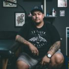 Presenting Michael Palmer, aka Big Mike, as our featured Tattoo Artist