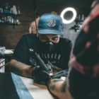 We talk tattoos with artist, Michael Palmer