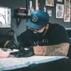 Meet Tattoo Artist Michael Palmer of Heart & Hand Tattoos
