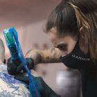 Alyssa van der Merwe talks about being a full time tattoo artist