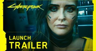 The official launch trailer for Cyberpunk 2077 is live, and dives deep into the world and story of the game.