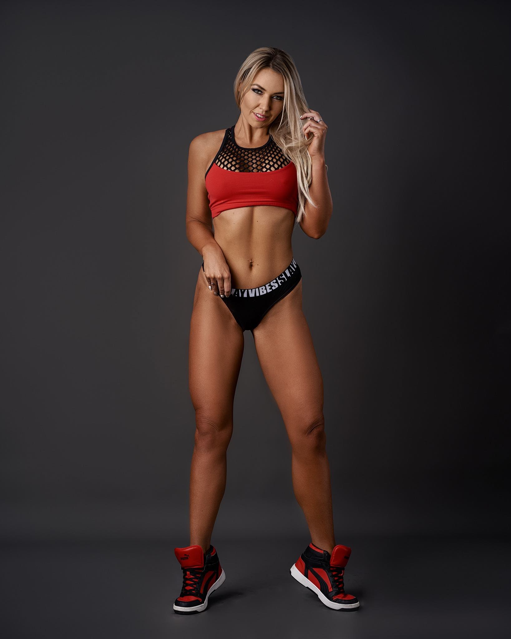 Get to know Farrah Rymer in our LW Babe of the Week feature