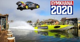 After more than a decade-long rivalry, a passing of the torch has culminated between friends and rally drivers Travis Pastrana and Ken Block. PresentingTravis Pastrana inGymkhana 2020.