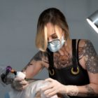 We talk tattoos with artist Jade Alexandra