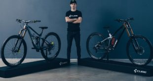 Two-time Downhill MTB World Champion Danny Hart has signed with the CUBE Factory Racing team. Watch his welcome to the team video here...