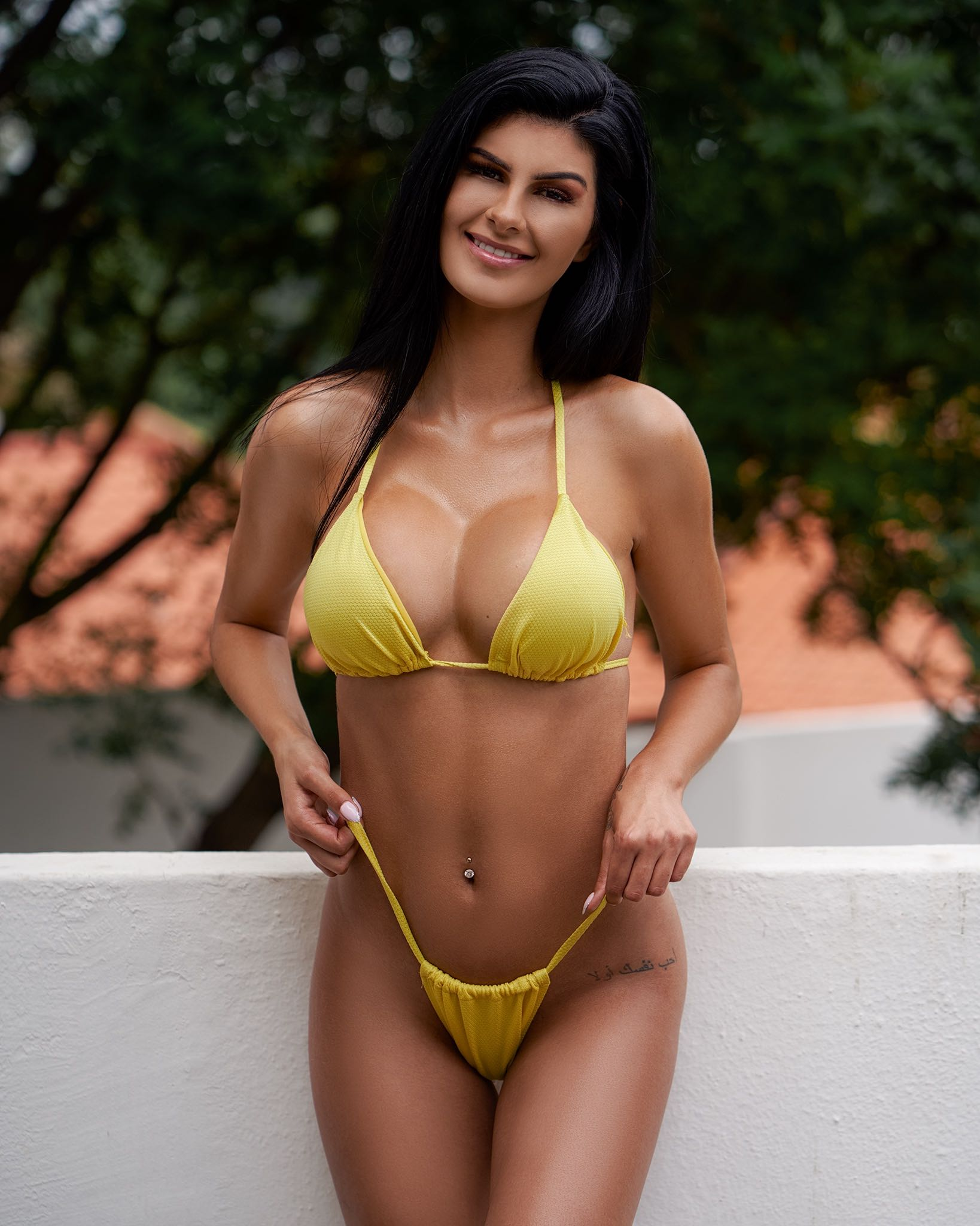 Our South African Babes feature with Chante Janse van Rensburg