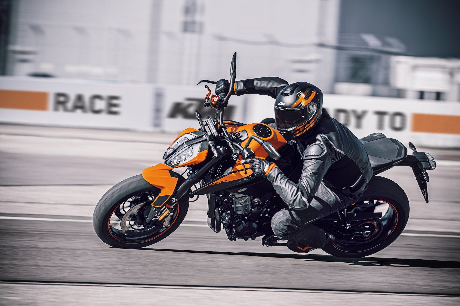 Introducing the new Scalpel, the 2021 KTM 890 DUKE
