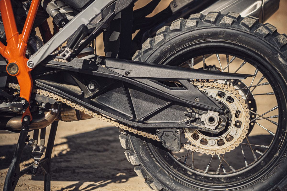 Introducing the all-new KTM 1290 SUPER ADVENTURE R
