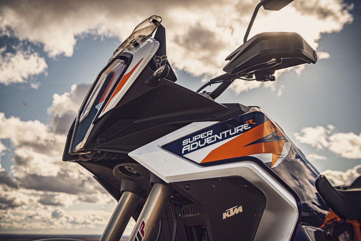 Meet the all-new KTM 1290 SUPER ADVENTURE R