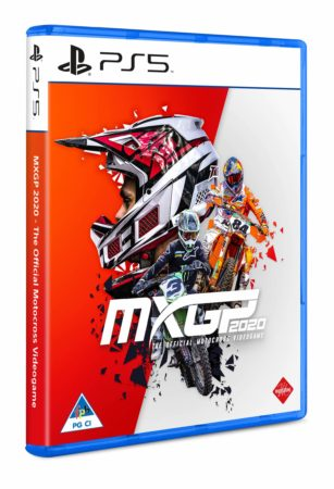 MXGP2020 The Official Motocross Videogame for PlayStation 5