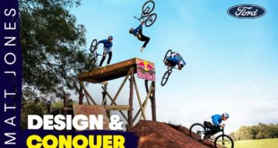 Envisioning and landing a World First MTB trick is not an easy process, it takes years of planning, months of fine-tuning, and weeks of trying. Matt Jones took on the task andmanaged to land a couple of never-before-seen Slopestyle MTB originals for the history books.
